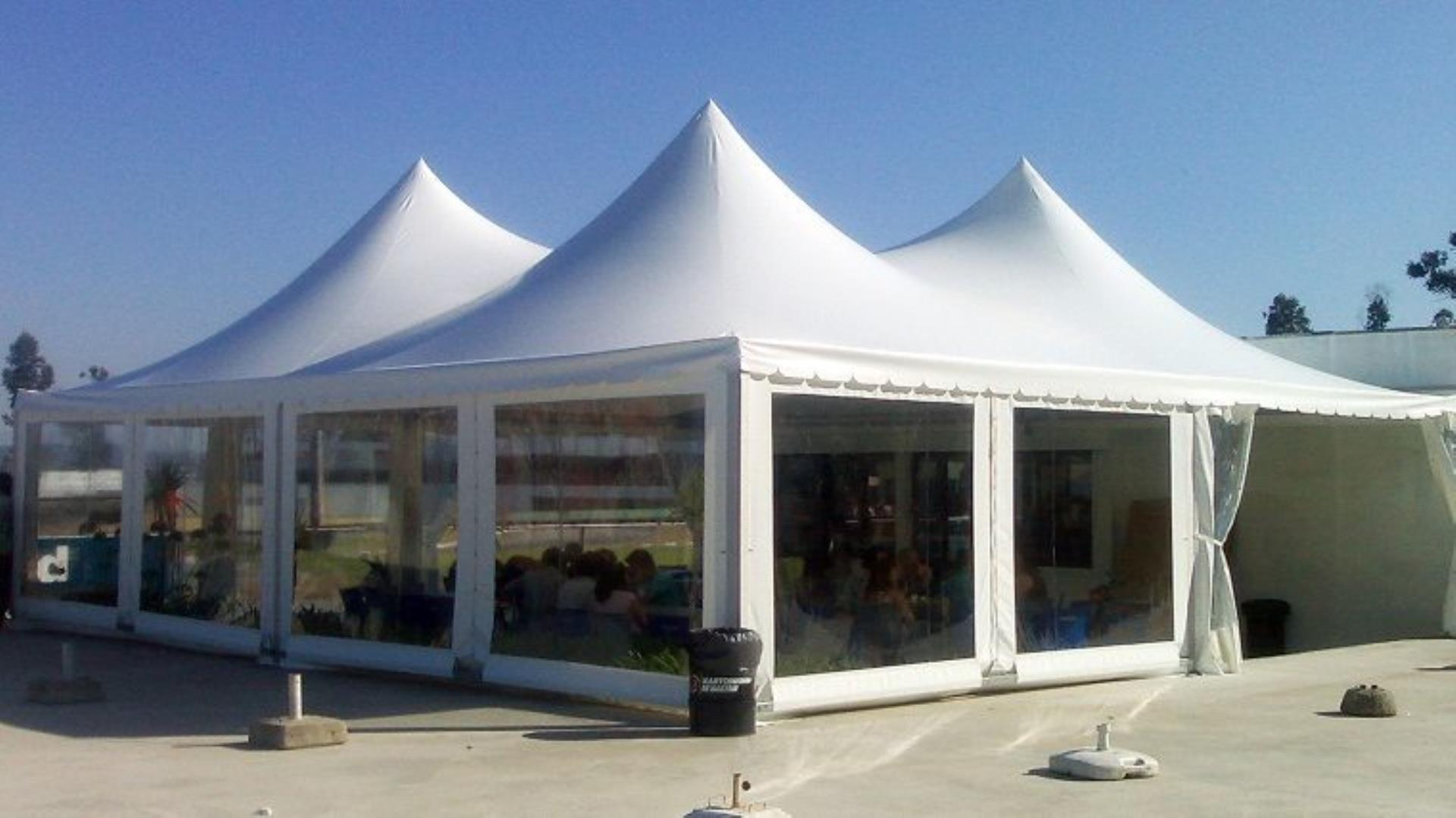 Conical Pagoda Tent